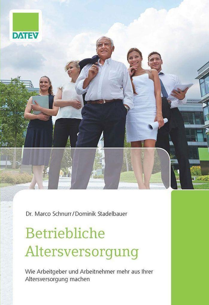 Betriebliche Altersversorgung als eBook