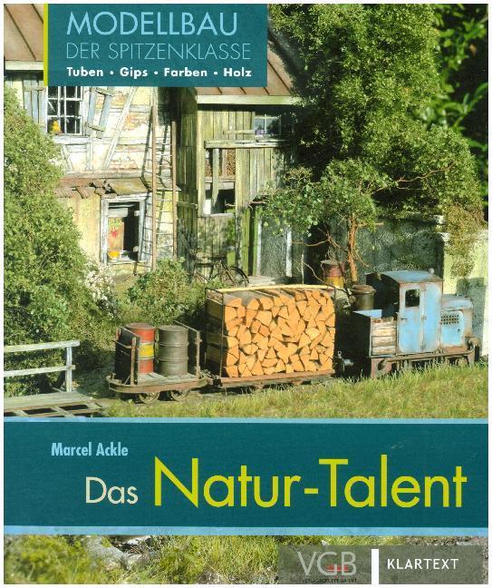 Das Natur-Talent als Buch