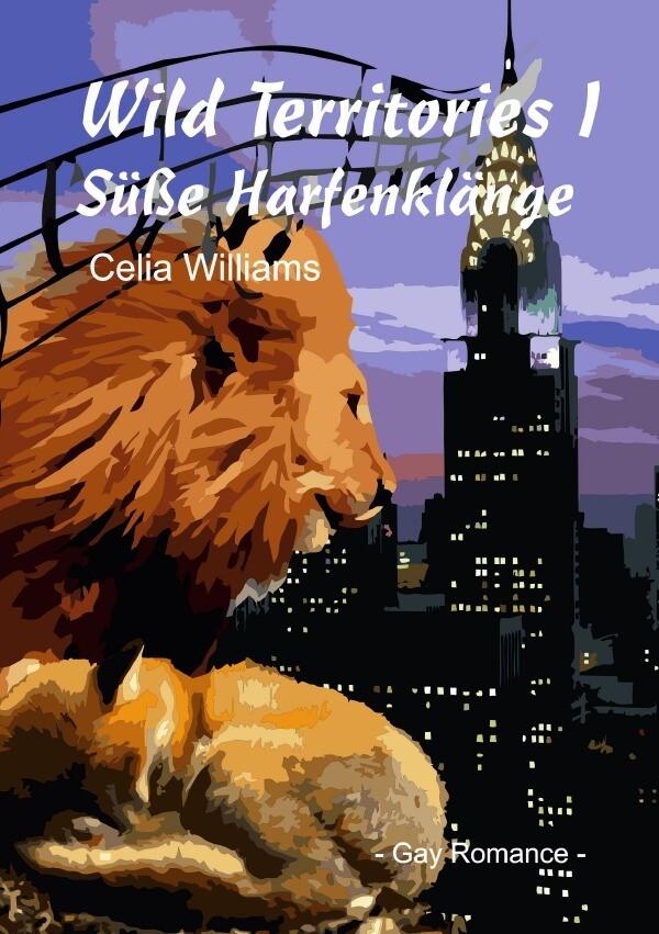 Wild Territories I - Süße Harfenklänge als Buch