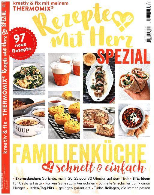 Rezepte mit Herz SPEZIAL - Familienküche schnel...
