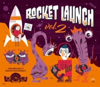 Black Shack Recordings-Rocket Launch Vol.2