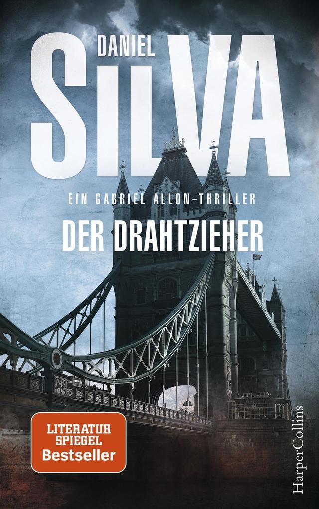 Der Drahtzieher (Buch), Daniel Silva