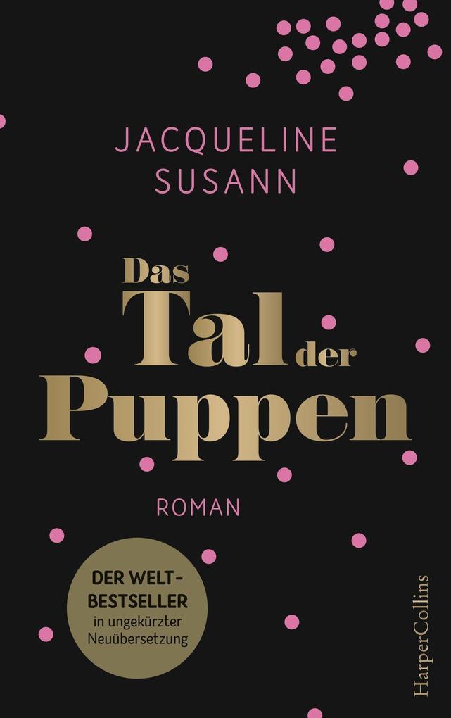 Das Tal der Puppen (Buch), Jacqueline Susann