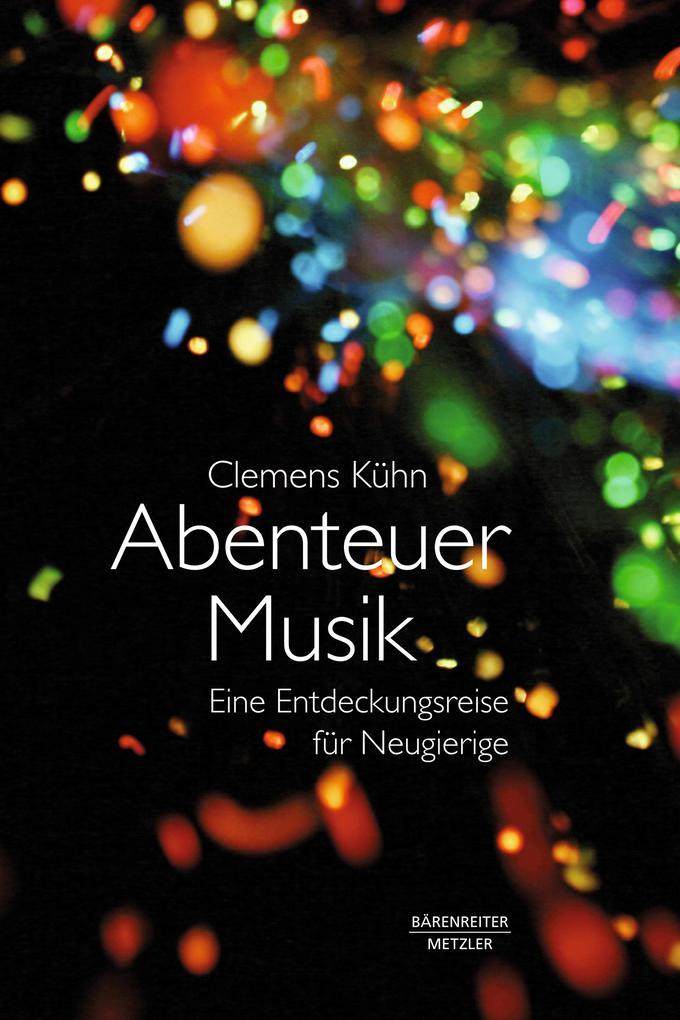 Abenteuer Musik als eBook Download von Clemens ...