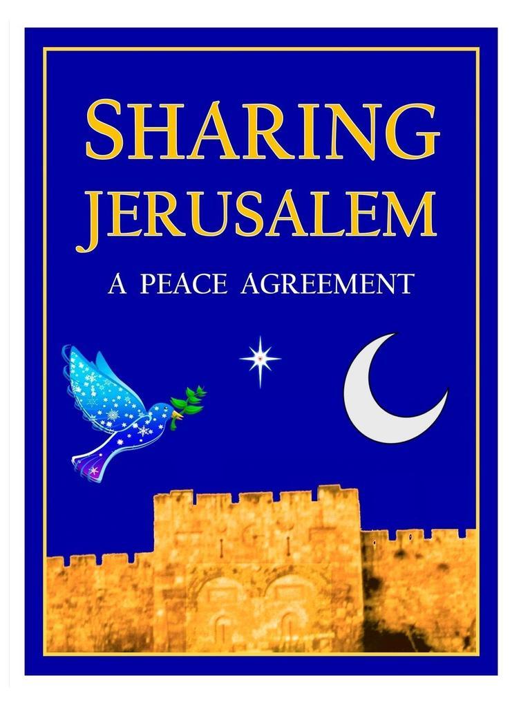 SHARING JERUSALEM als Buch von Daniel Mark