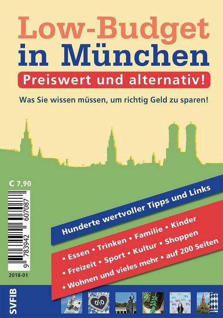Low-Budget in München als Buch von