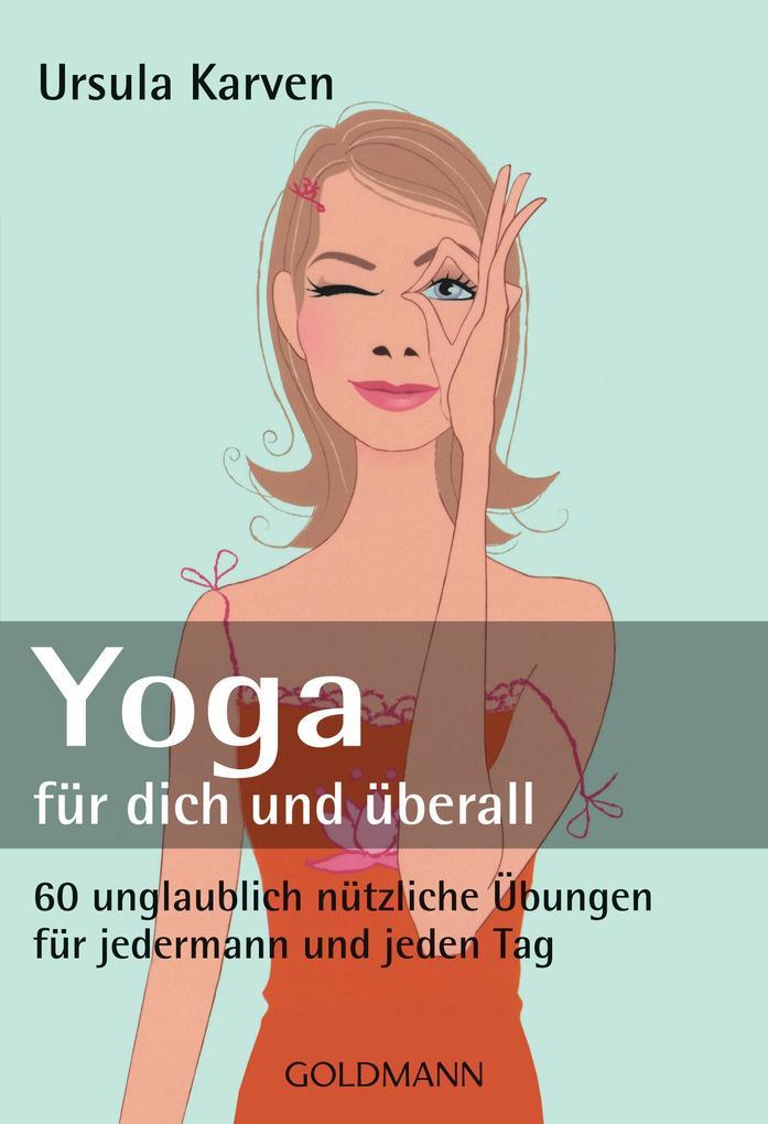 Yoga für dich und überall als eBook Download vo...