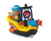 VTech - Kleine Entdeckerbande - Pirat Nico mit Boot
