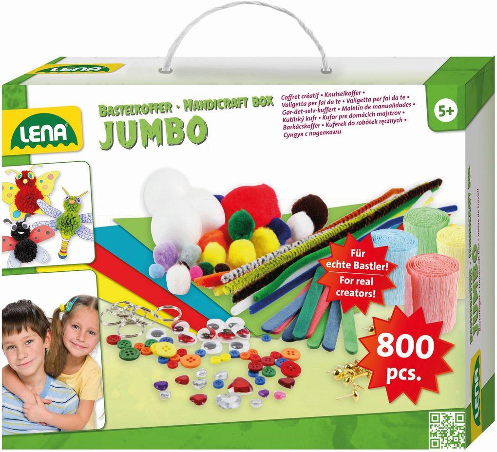 Jumbo-Bastelkoffer