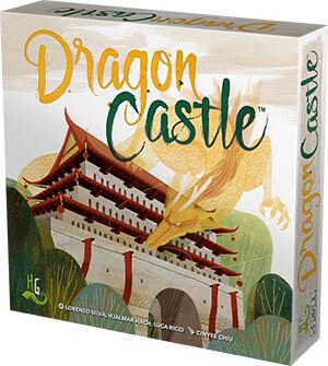 Asmodee HORD0015 - Dragon Castle, Gesellschaftsspiel, Brettspiel als sonstige Artikel