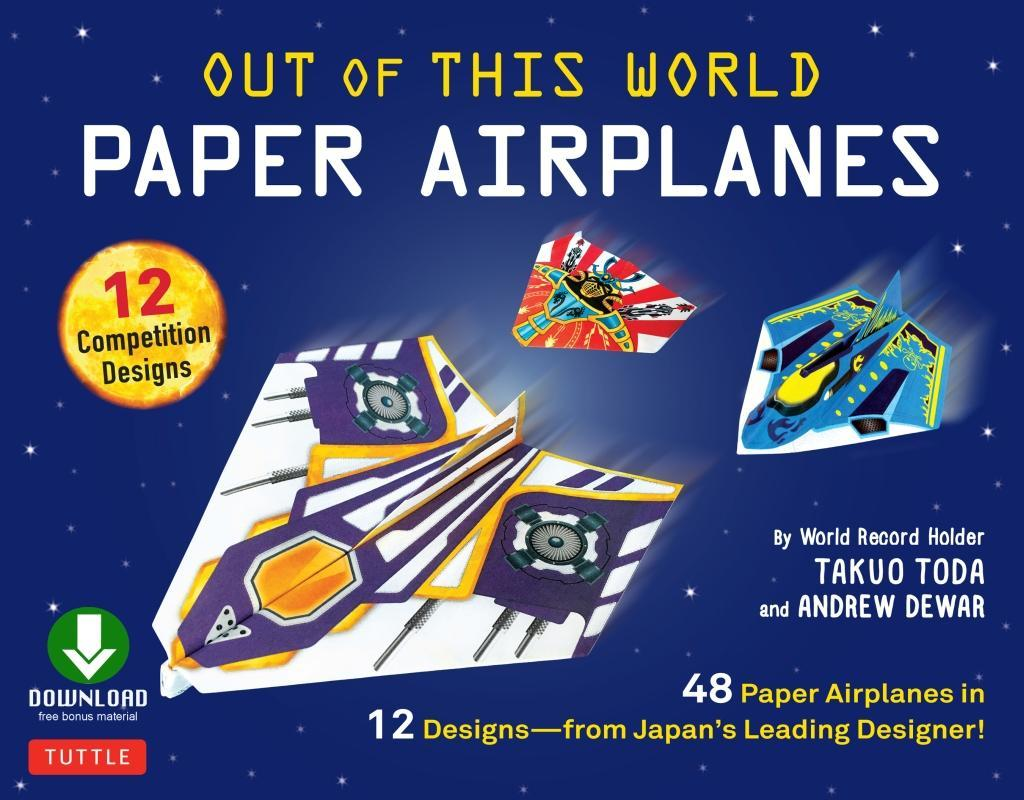 Out of This World Paper Airplanes Ebook als eBo...