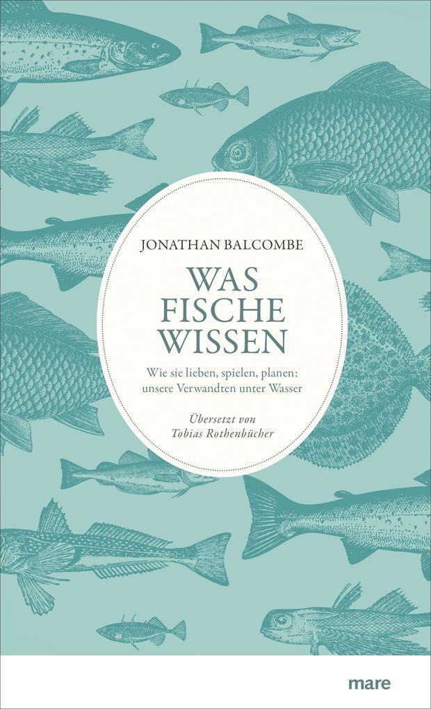 Was Fische wissen als eBook Download von Jonath...