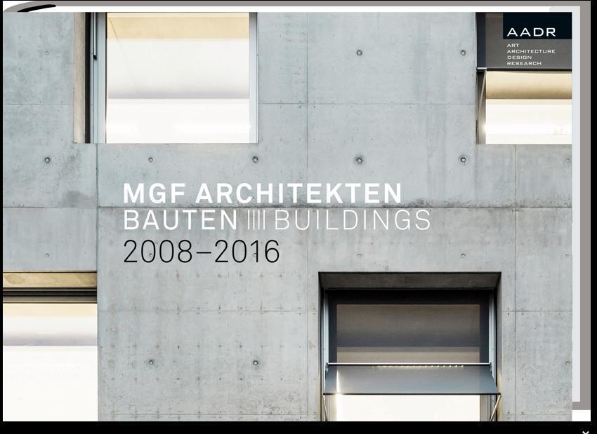 MGF Architekten als Buch von GmbH MGF Architekten