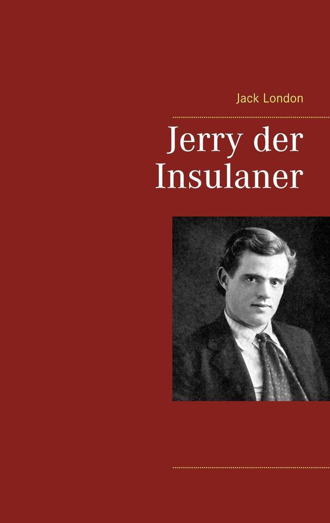 Jerry der Insulaner als Buch (kartoniert)