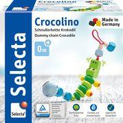 Selecta - Crocolini Schnullerkette