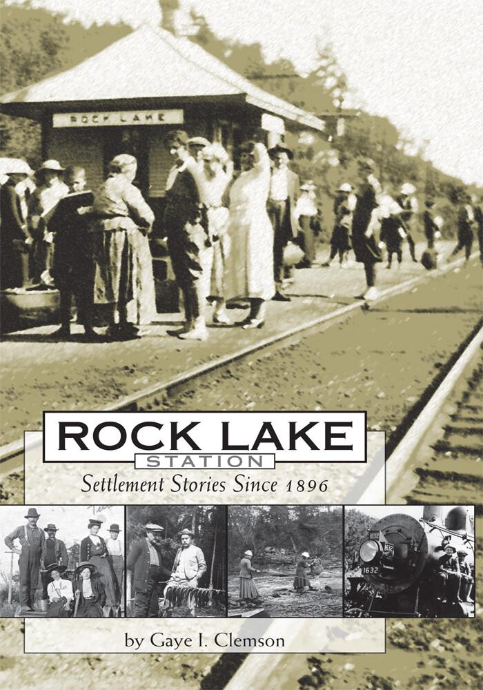 Rock Lake Station als eBook Download von Gaye C...