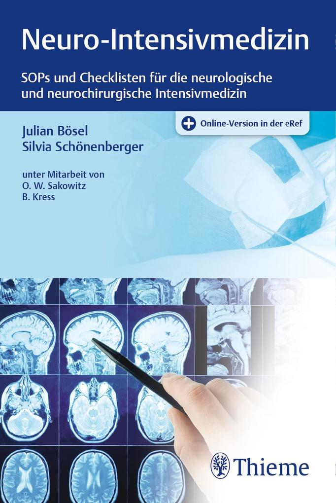 Neuro-Intensivmedizin als eBook Download von