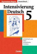 Deutschbuch 5 / Schülerheft / Bayern / Gymnasium