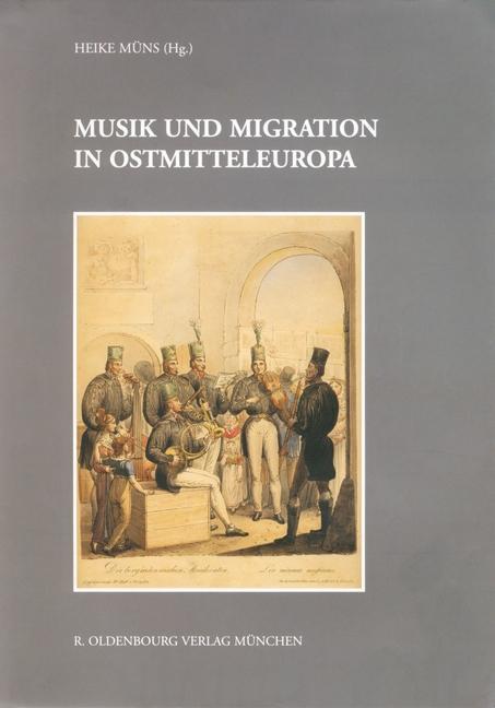 Musik und Migration in Ostmitteleuropa als Buch...