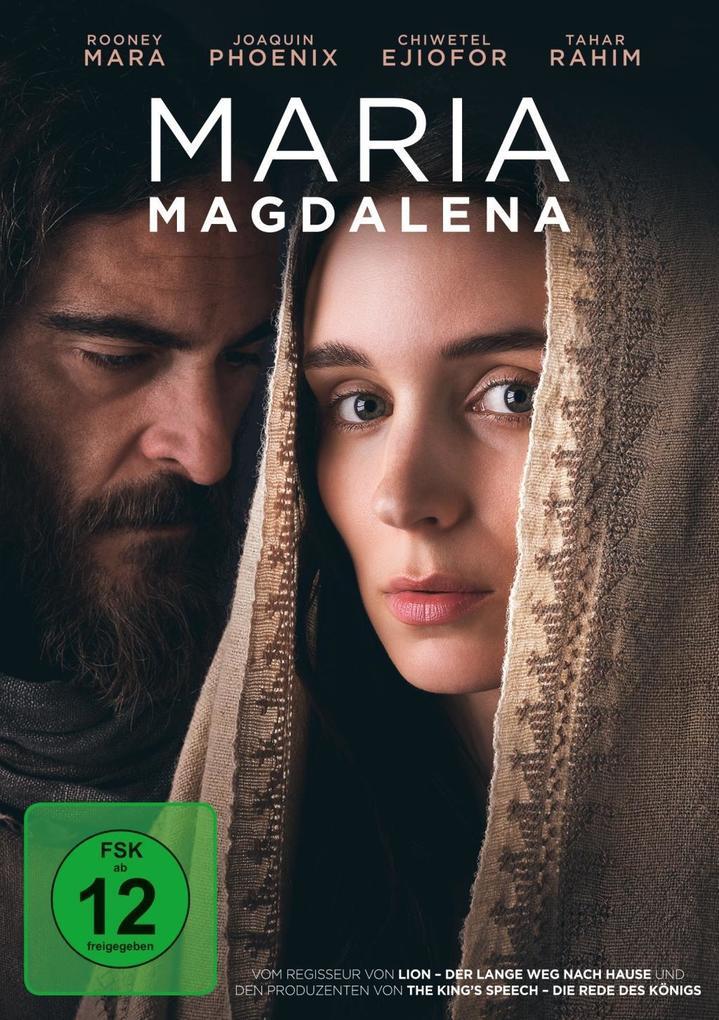 Maria Magdalena als DVD