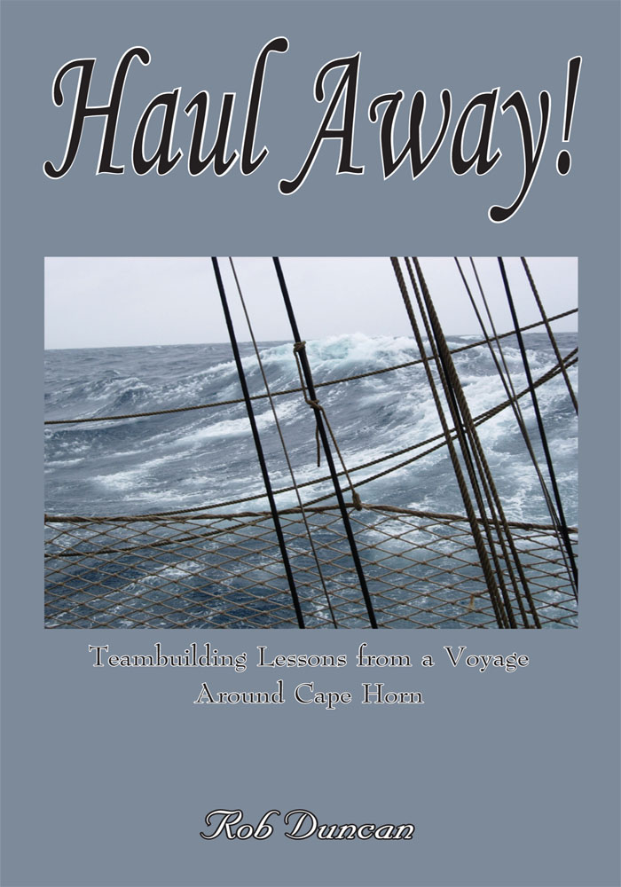 Haul Away! als eBook Download von Rob Duncan