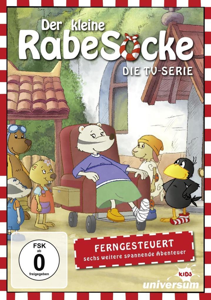 Der kleine Rabe Socke - TV-Serie DVD 8 als DVD
