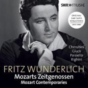 Fritz Wunderlich: Mozarts Zeitgenossen