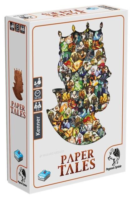 Paper Tales (deutsche Ausgabe) als sonstige Artikel