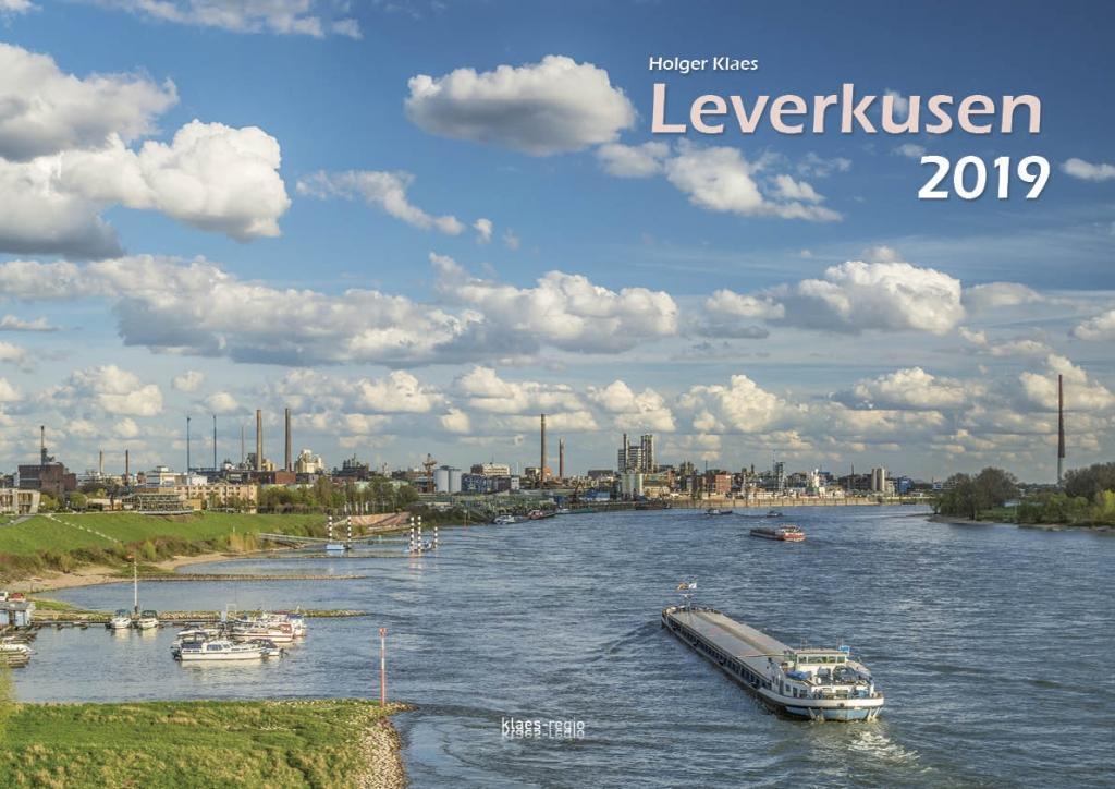 Leverkusen 2019 Bildkalender A3 quer