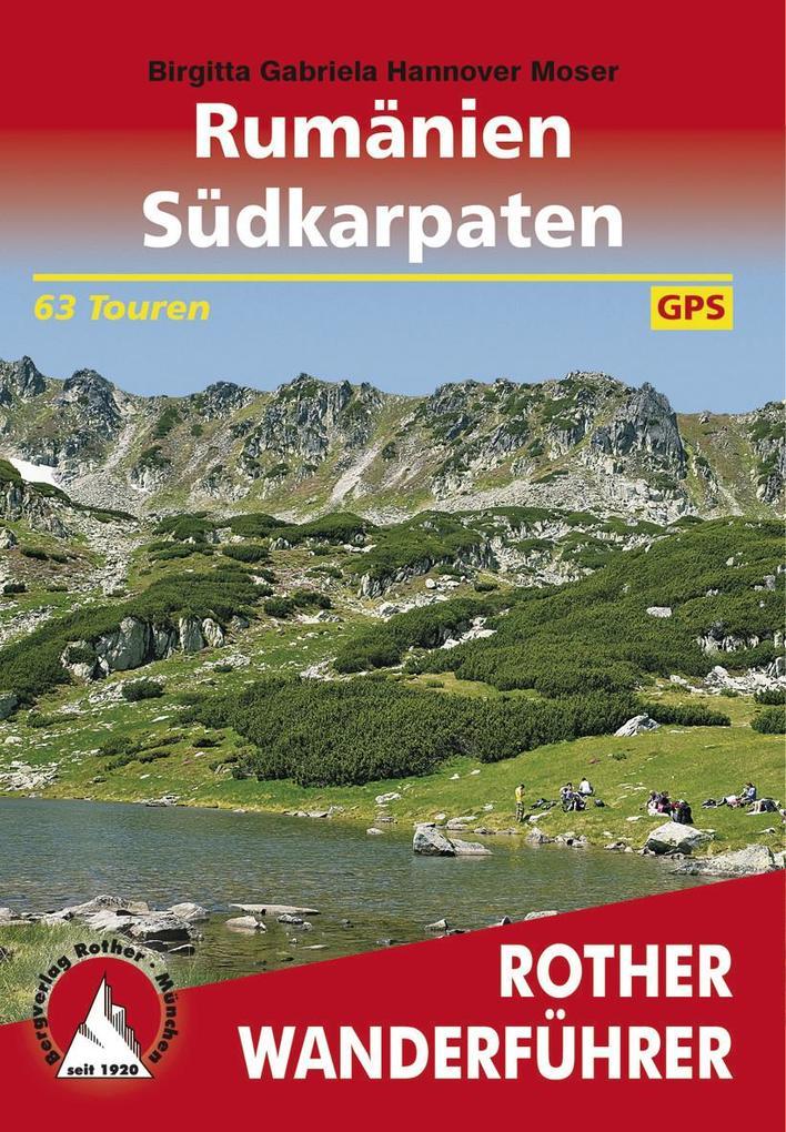 Rumänien - Südkarpaten als eBook Download von B...