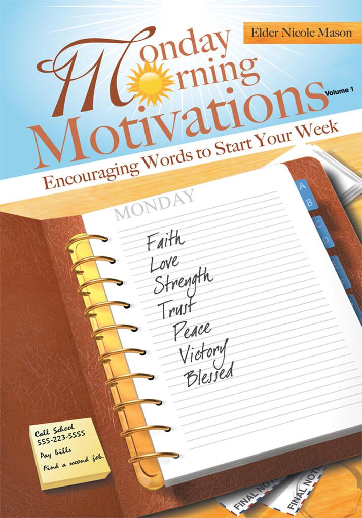 Monday Morning Motivations als eBook Download v...