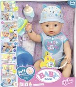 Zapf Creation - Baby born Soft Touch Boy