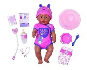 Zapf Creation - Baby born Soft Touch Girl Brown Eyes