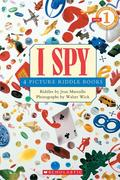 Scholastic Reader Collection Level 1: I Spy: 4 Picture Riddle Books