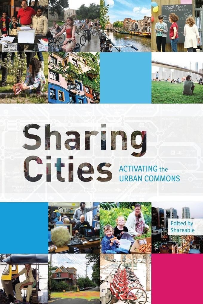 Sharing Cities als Buch von