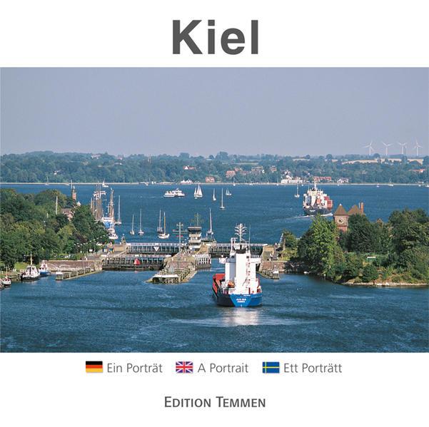 Kiel als Buch von Werner Scharnweber