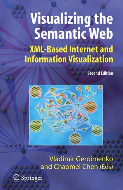Visualizing the Semantic Web als Buch von