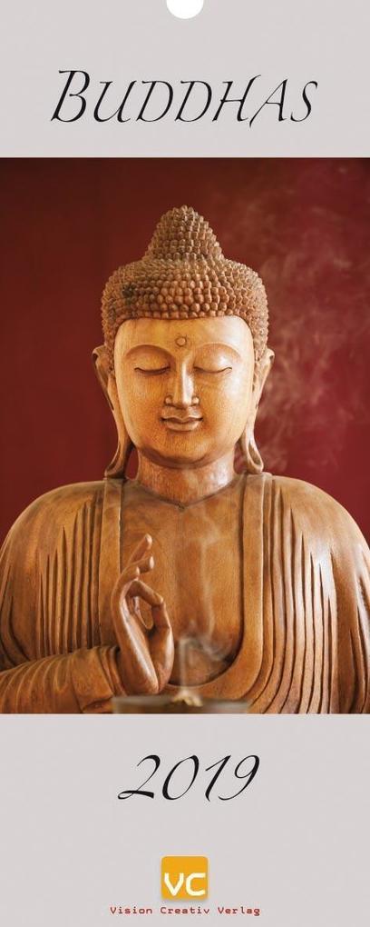 Buddhas 2019 als Kalender