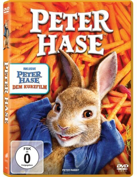 Peter Hase als DVD