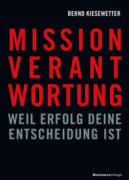 MISSION VERANTWORTUNG als Buch