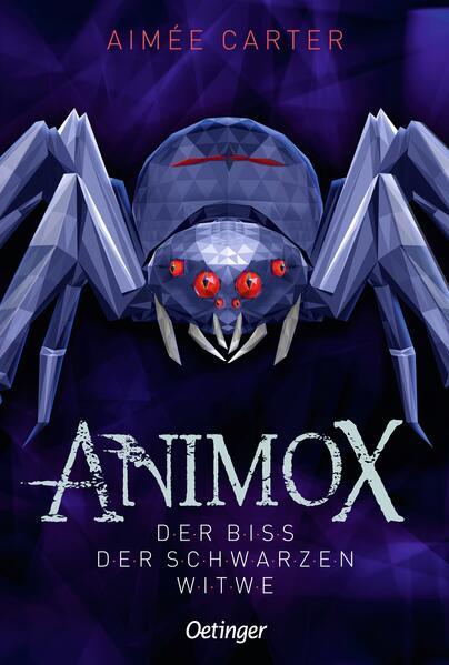 Animox 04. Der Biss der Schwarzen Witwe als Buch