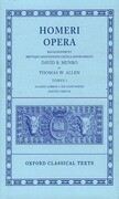 Homer Vol. I. Iliadis (Books I-XII)