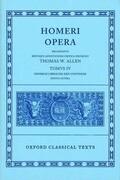 Homer Vol. IV. Odyssey (Books XIII-XXIV)