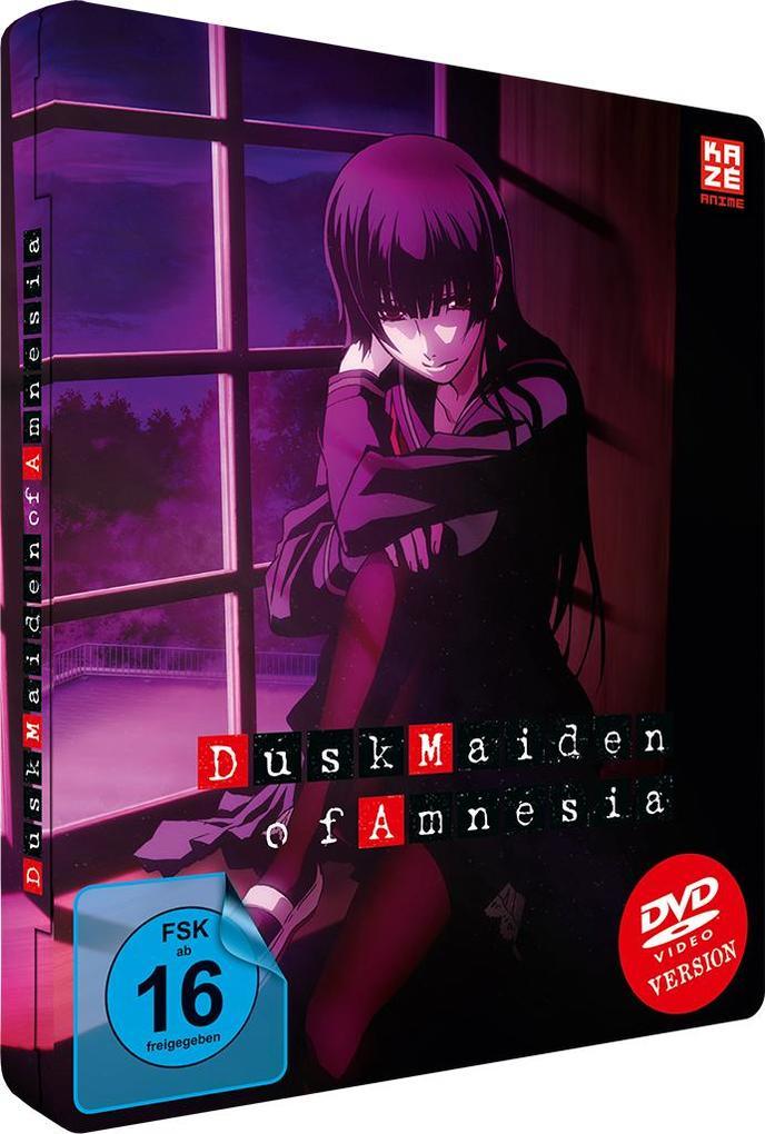 Dusk Maiden of Amnesia - Gesamtausgabe - Episod...