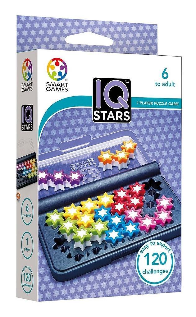 IQ-Stars als Spielwaren