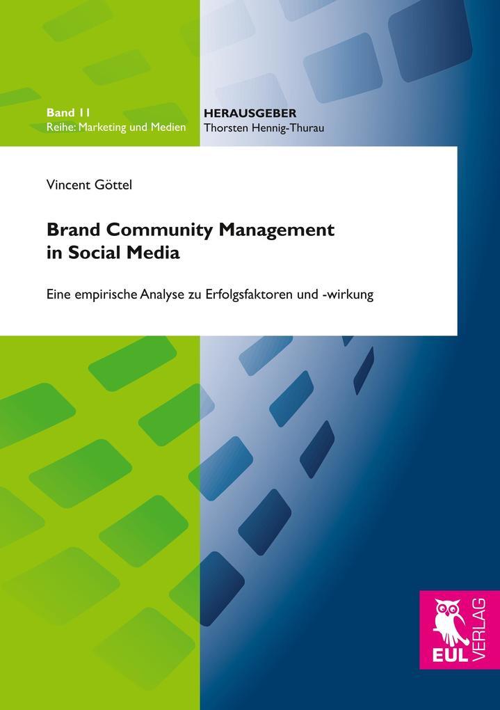 Brand Community Management in Social Media als ...