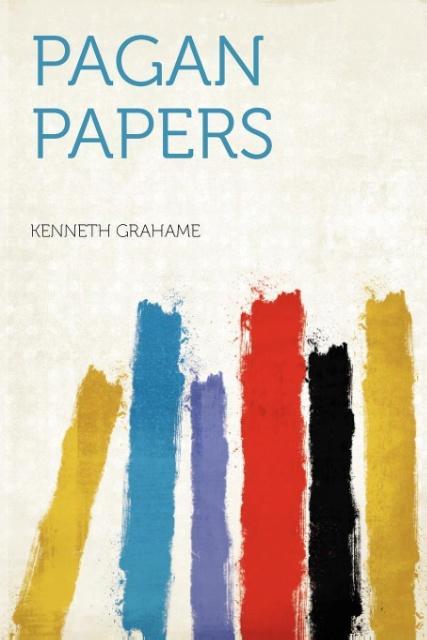 Pagan Papers als Taschenbuch