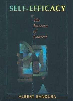 Self Efficacy als Buch von Albert Bandura