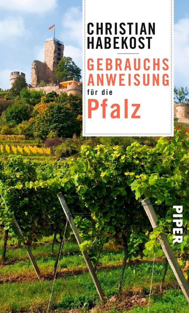 Gebrauchsanweisung für die Pfalz als eBook Down...