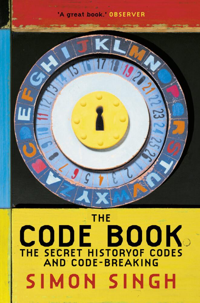 The Code Book als Taschenbuch von Dr. Simon Singh